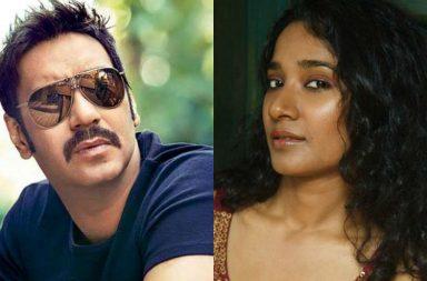 Ajay Devgn, Tanishttha Chatterjee