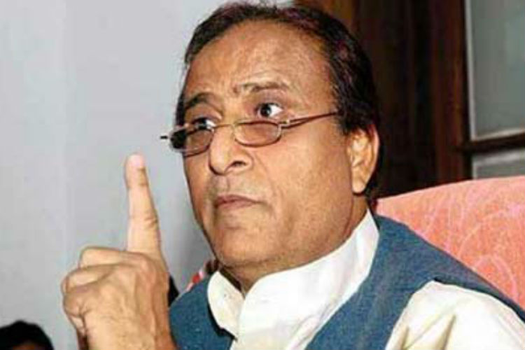 Apologise for your 'political conspiracy' remark on Bulandshahr rape, SC tells Azam Khan