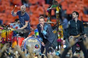 Coldplay (Courtesy: Express Archive)