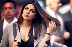 Priyanka Chopra's still from Quantico 2