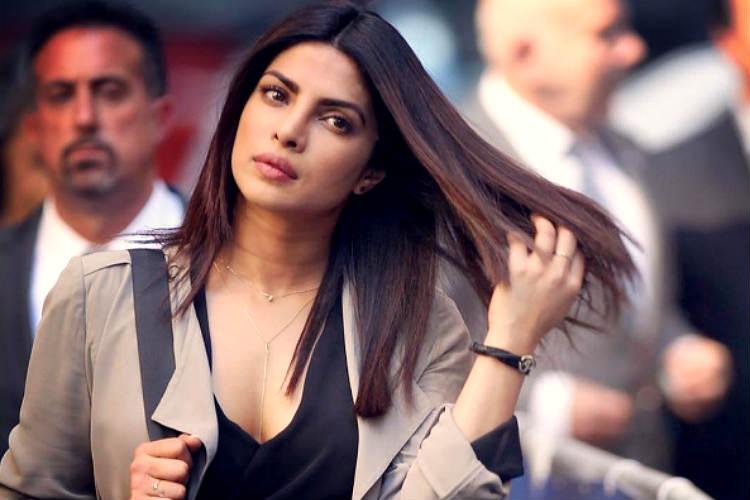 Priyanka Chopra's still from Quantico 2