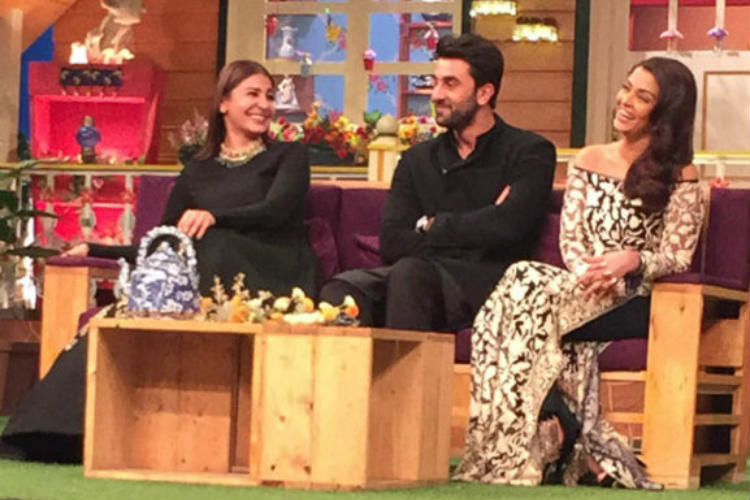 ADHM on The Kapil Sharma Show Twitter photo for InUth.com