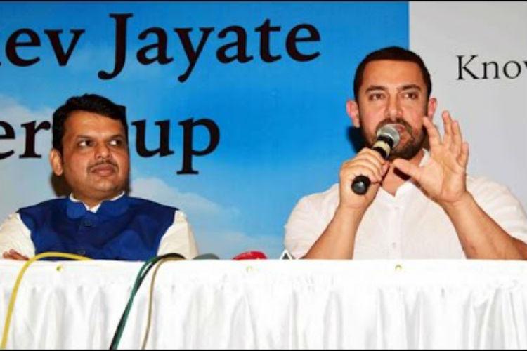 Aamir-khan-devendra-fadnanvis-youtube-photo-for-InUth.com