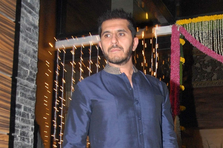 Aamir Khan's Diwali bash IANS photo for InUth.com
