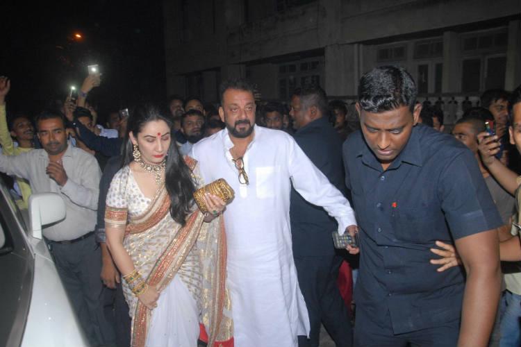 Aamir Khan Diwali bash IANS photo for InUth.com