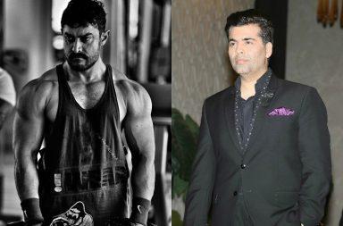 Karan Johar, Aamir Khan, Dangal