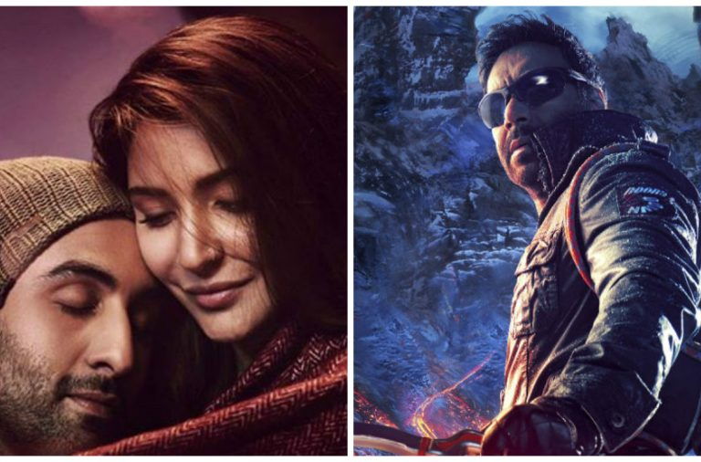 Box-Office: Ae Dil Hai Mushkil leads over Shivaay in the opening weekend