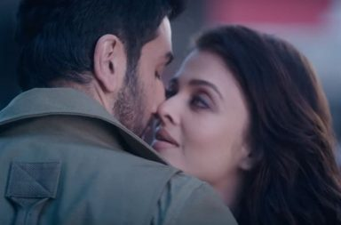 Aishwarya Rai, Ranbir Kapoor in Ae Dil Hai Mushkil YouTube screen grab for InUth.com