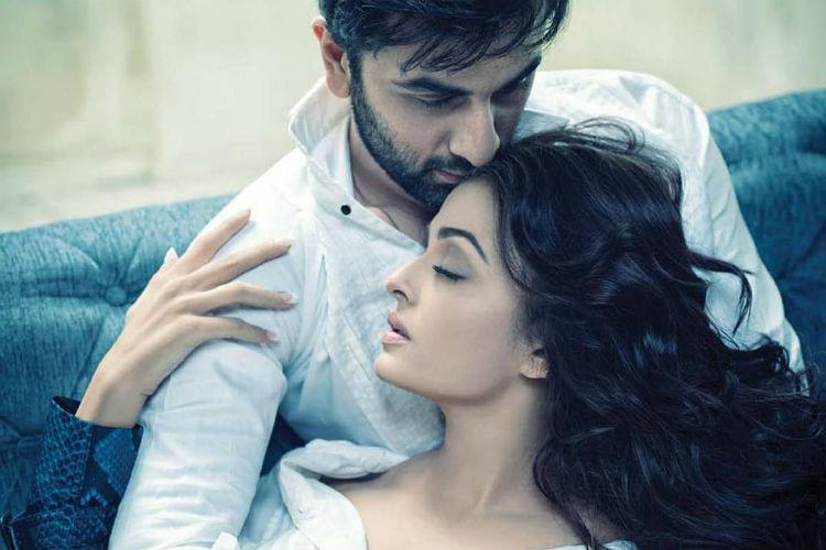 Aishwarya Rai, Ranbir Kapoor. Ae Dil Hai Mushkil