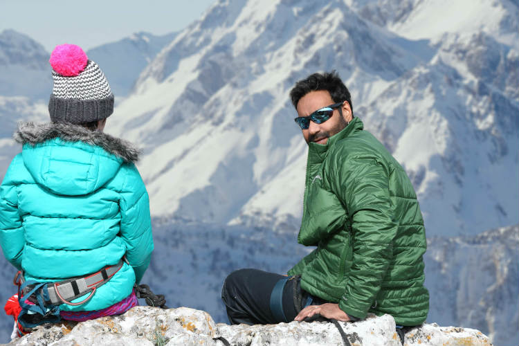 Ajay Devgn in Shivaay YouTube screen grab for InUth.com
