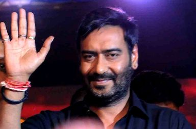 Ajay Devgn promoting Shivaay IANS photo for InUth.com