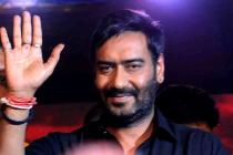 Ajay Devgn agrees to meet fan who threatened suicide. But was it right to kneel to blackmail?