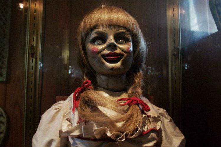 Annabelle, Halloween