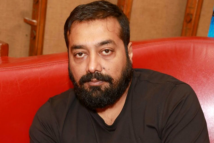 FB faux pas: Anurag Kashyap posts female journo's number, deletes it later