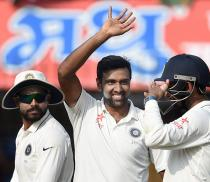 Ashwin destroys New Zealand batting, India win series 3-0