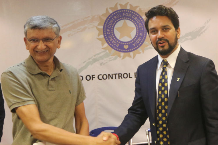 Supreme Court asks Lodha Panel to set financial limits for BCCI