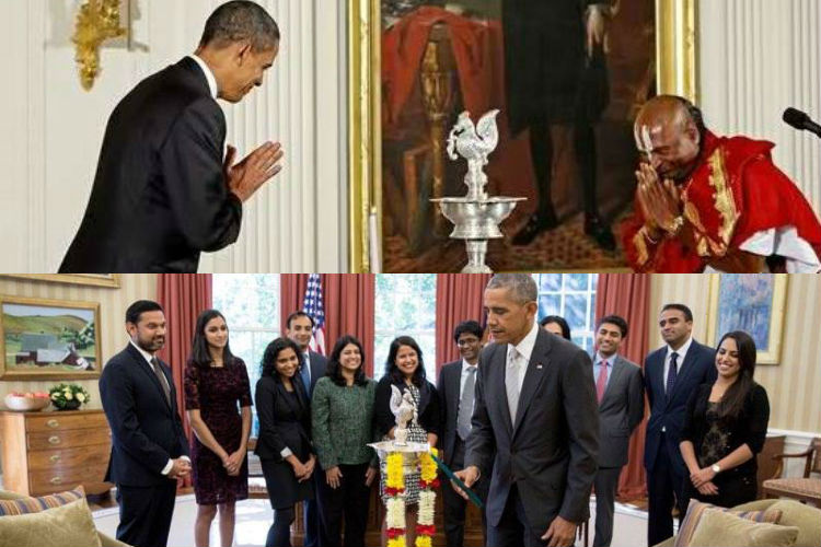 White House, Diwali, Barack Obama