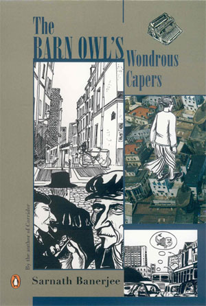 Barn Owl's Wondrous Capers Graphic Novel | Penguin Image For InUth.com