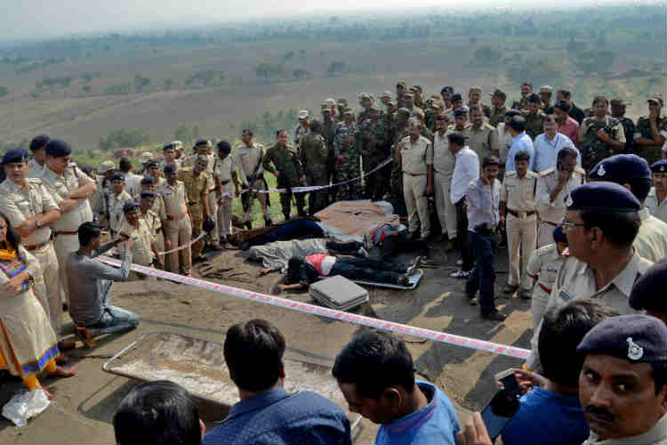 Questions that the Shivraj Singh Chouhan government is evading on the killing of SIMI operatives