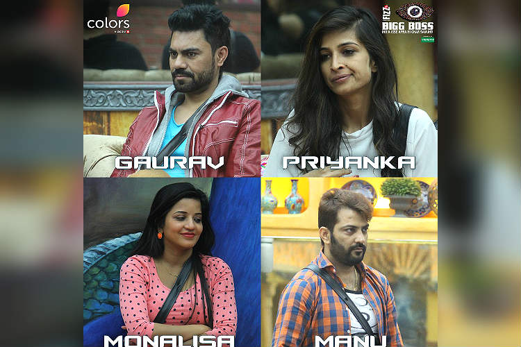 Bigg Boss 10 contestants Twitter photo for InUth.com