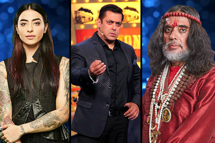 Bigg Boss 10: Watch out for Swami Om, Manveer Gurjar and VJ Bani for more masala this season