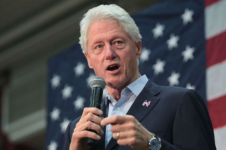 Bill Clinton | Wikipedia Image For InUth.com