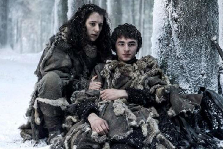 Bran Stark Meera | Game of Thrones Wiki Image for InUth.com