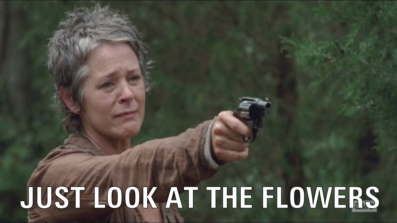 Carol The Walking Dead | Facebook Image For InUth.com
