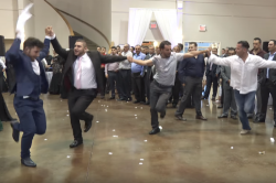 This Lebanese folk form will give you serious dance goals for your next sangeet party