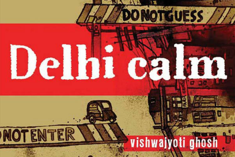 Delhi Calm Graphic Novel | Kyoorius Image For InUth.com