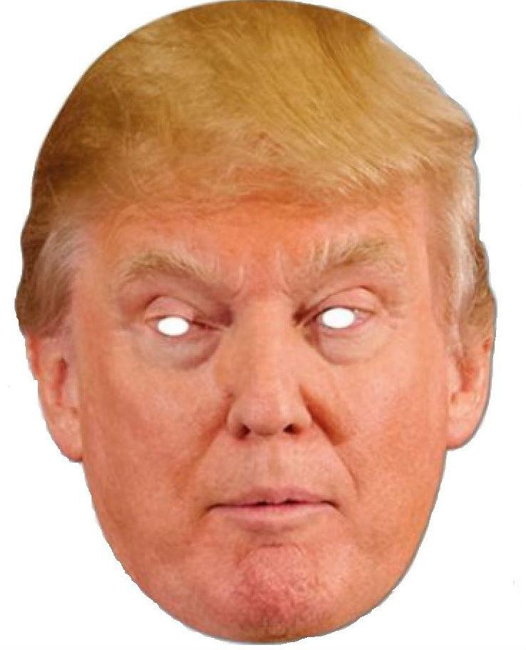 Donald Trump, halloween