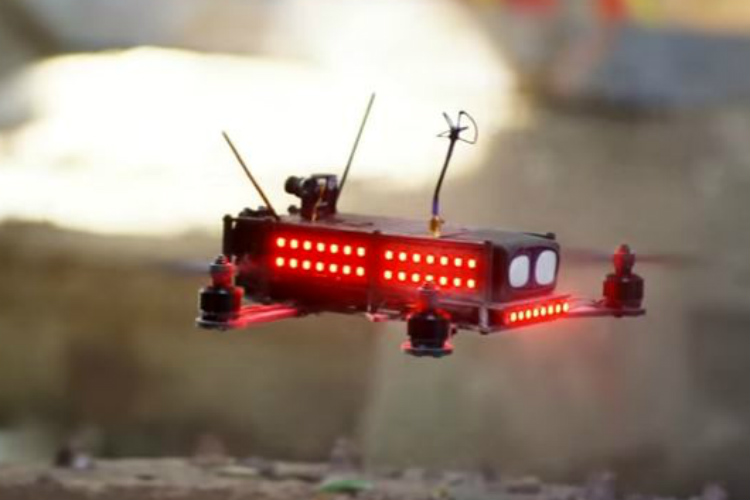 Drone, Drone Racing, sport