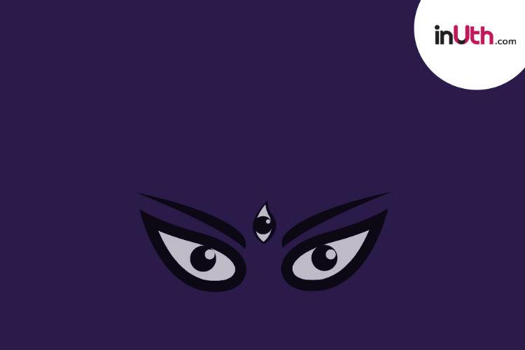 Durga Puja (Courtesy: Scroll Droll)