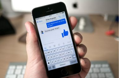Facebook Messenger, Conversation Topics