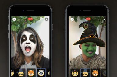 Facebook, Halloween