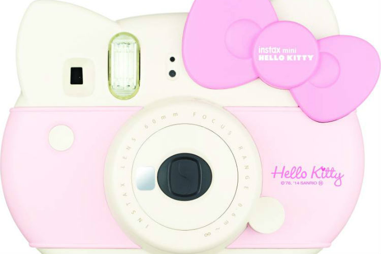 Fujifilm Hello Kitty Instant Camera Diwali Gift | Flipkart Image For InUth.com