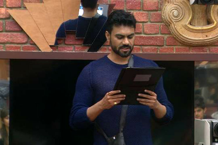 Gaurav Chopra Bigg Boss 10 colors Tv photo for InUth.com