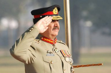 General Raheel Sharif, Pakistan,