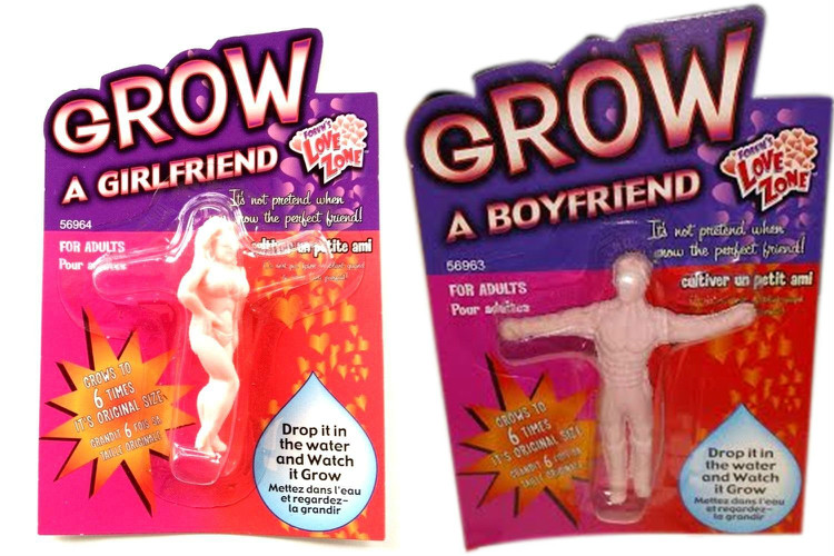 Grow A Girlfriend/Boyfriend Diwali Gift | Amazon Image For InUth.com
