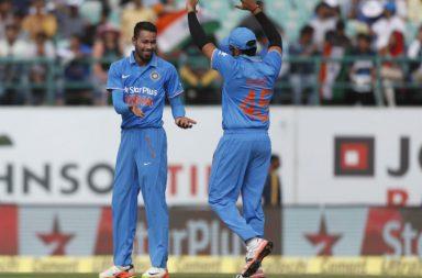 Hardik Pandya, Indian cricket