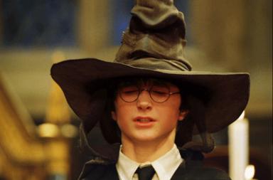Harry Potter, Hogwarts,