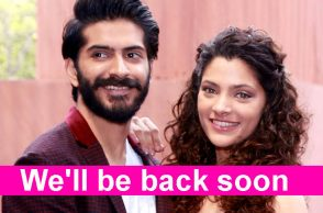 Harshvardhan Kapoor and Saiyami Kher IANS photo for InUth.com