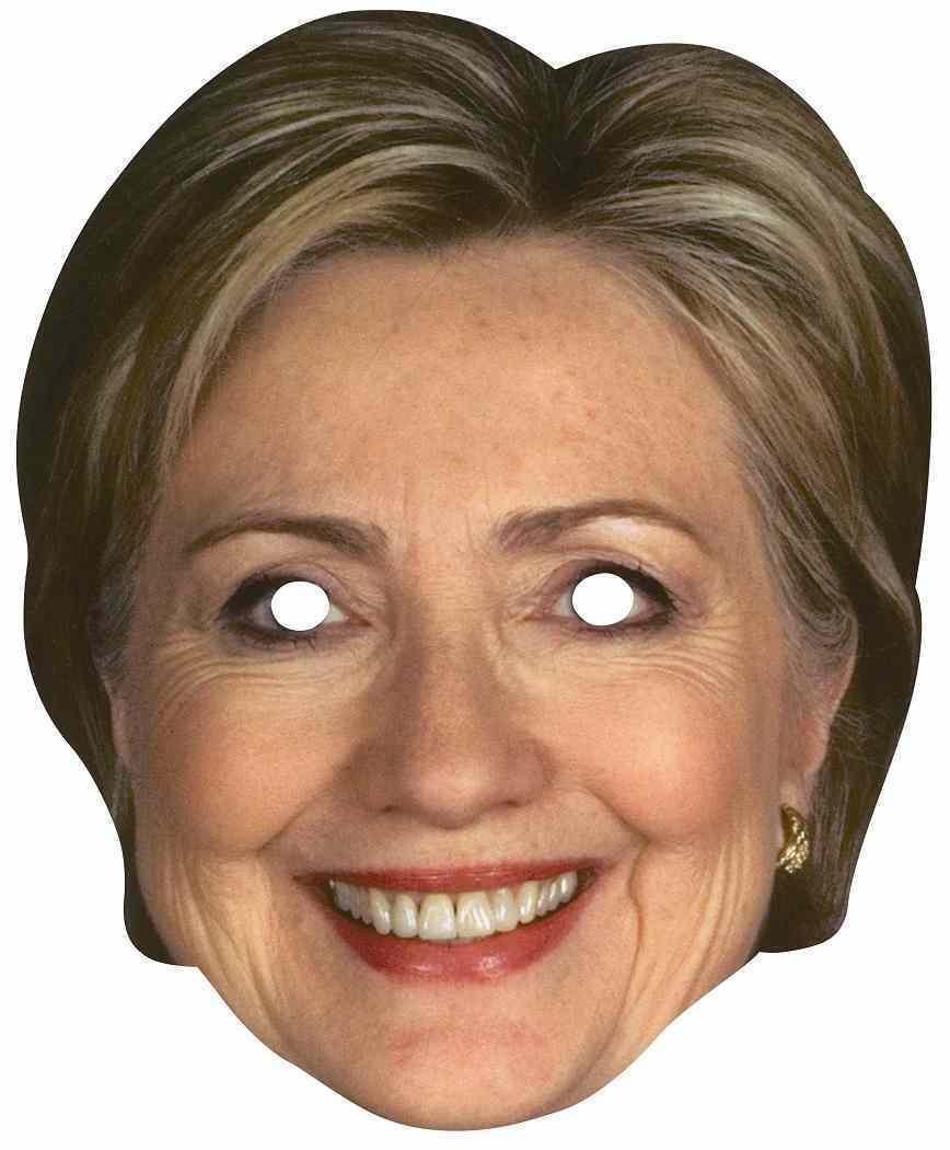 Hillary Clinton, Halloween