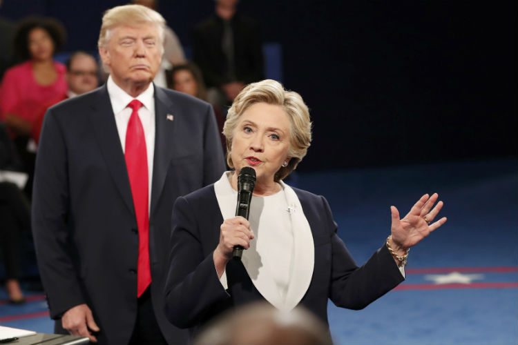 Donald Trump, Hillary Clinton Second Debate