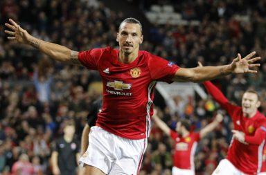 Zlatan Ibrahimovic, Ibrahimovic, Zlatan, football, Manchester United