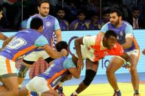 Who will India face in the semi-finals of the ongoing Kabaddi World Cup?