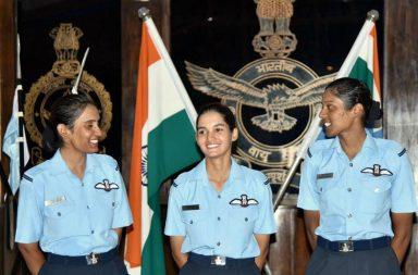 Indian Air Force, IAF, women fighter pilots