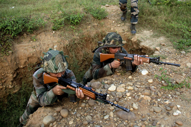 To avenge jawans' brutal killing, Army launches major offensive along LoC