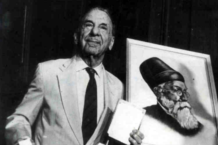 JRD Tata. (Photo: Express)