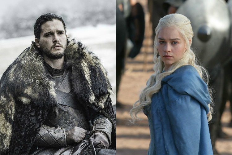 Jon Snow Daenerys Targaryen | Game of Thrones Wiki Image for InUth.com